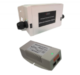 Gigabit Ethernet and POE+ Extender Outdoor with POE+ Injector