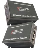 4-port Ethernet Extender over Twisted Pair