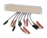 Rack Mount Protection 100Pair  Cat5e RJM/RJF