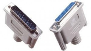 25-Pin Serial Extension Cable