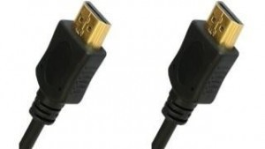High Speed HDMI Cable-with Ethernet Channel, 1.4